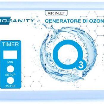 POWER OZ- Sanificazione con Ozono